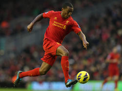 Andre Wisdom im Dress von Liverpool