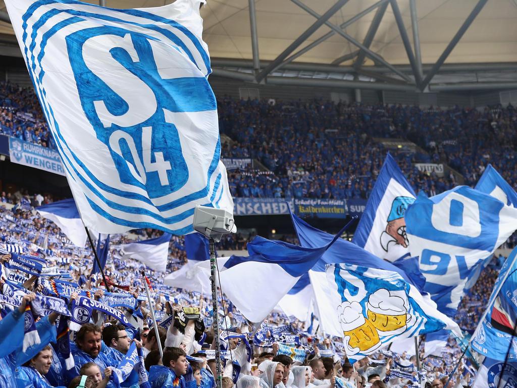 Die Atmosphäre auf Schalke beim Derby war euphorisch wie lautstark