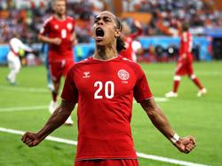 Leipziger WM-Torschütze: Dänemarks Yussuf Poulsen