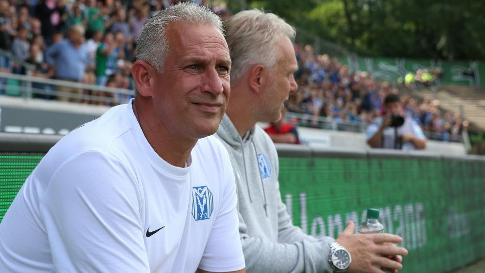 Christian Neidhart ist seit 2013 Trainer beim SV Meppen