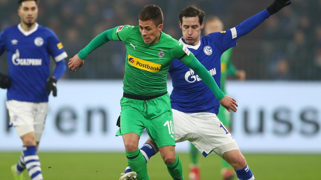 Wechselt Thorgan Hazard von Gladbach zum BVB?