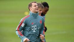 Manuel Neuer vor Comeback beim FC Bayern