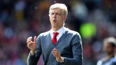 Arsène Wenger verließ im Sommer den FC Arsenal