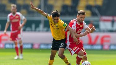 Kein Sieger im Ostderby zwischen Dynamo und Union