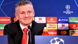 Ole Gunnar Solskjaer will mit Manchester United ins Halbfinale der Champions League