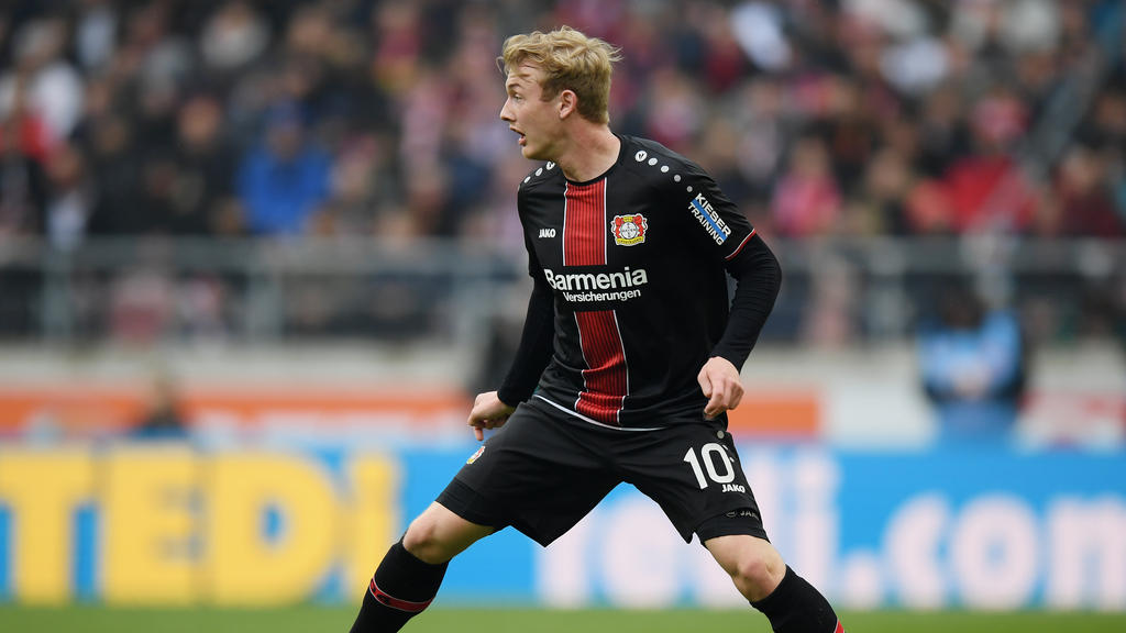 Julian Brandt wird von internationalen Top-Klubs beobachtet
