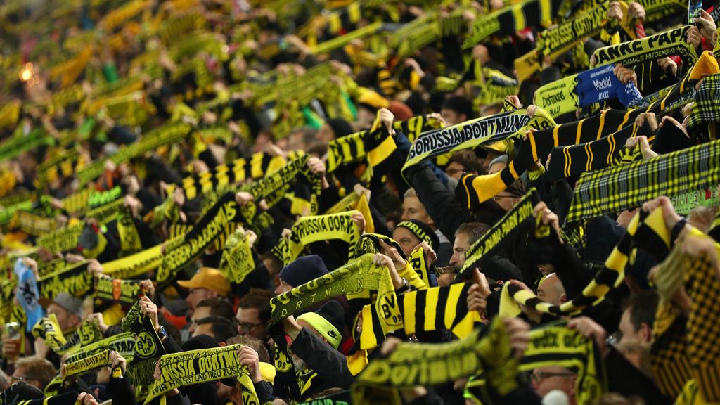 Der BVB wird mit rund 5000 Fans nach Gladbach reisen