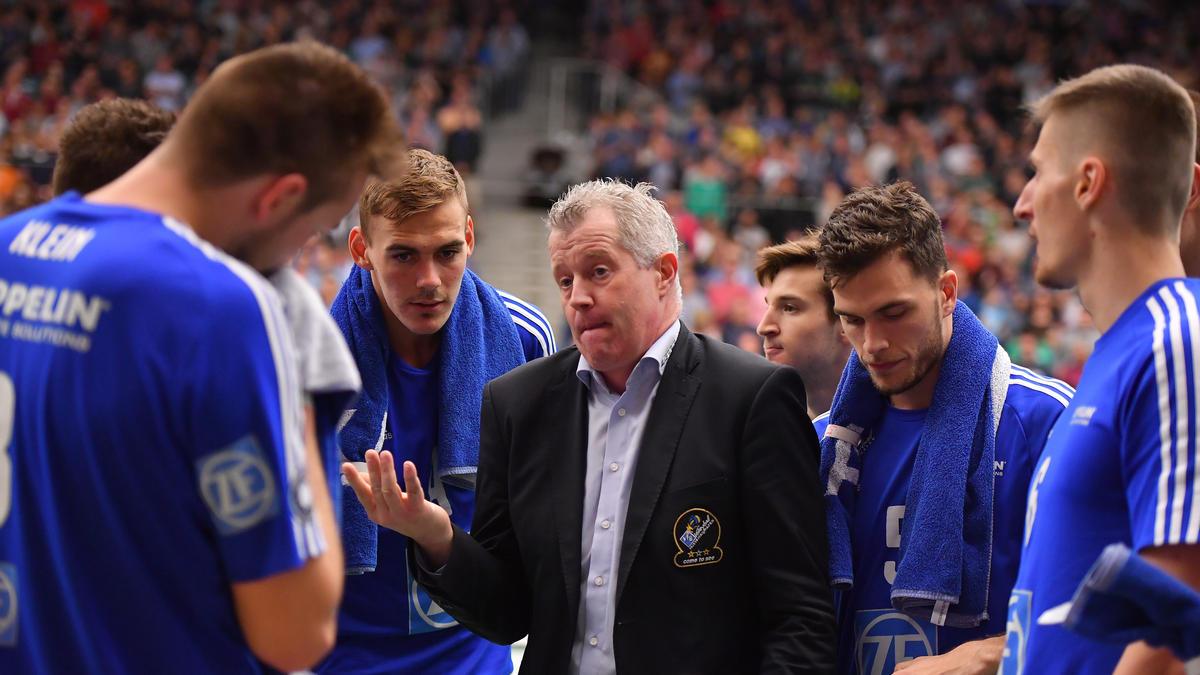 Vital Heynen (M.)möchte in seinem letzten Spiel die erste Meisterschaft feiern