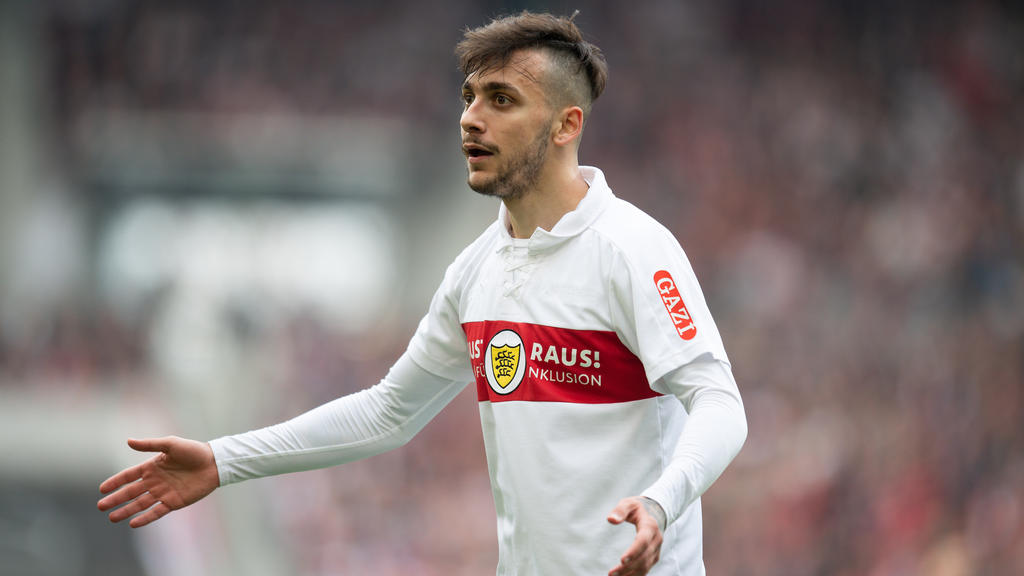 Anastasios Donis könnte den VfB noch verlassen