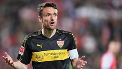 Christian Gentner hat angeblich keinr Zukunft mehr beim VfB Stuttgart