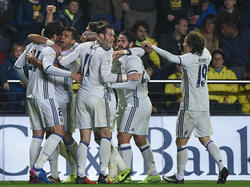 El Madrid juega en Villarreal un partido instrascendente. (Foto: Getty)