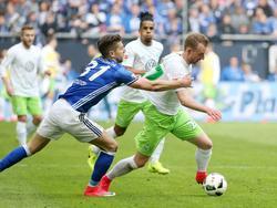 Wolfsburgs Maximilian Arnold