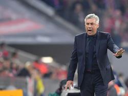 Übernimmt Carlo Ancelotti die italienische Nationalmannschaft?