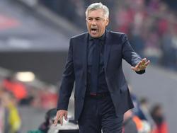 Carlo Ancelotti ist neuer Trainer der SSC Neapel