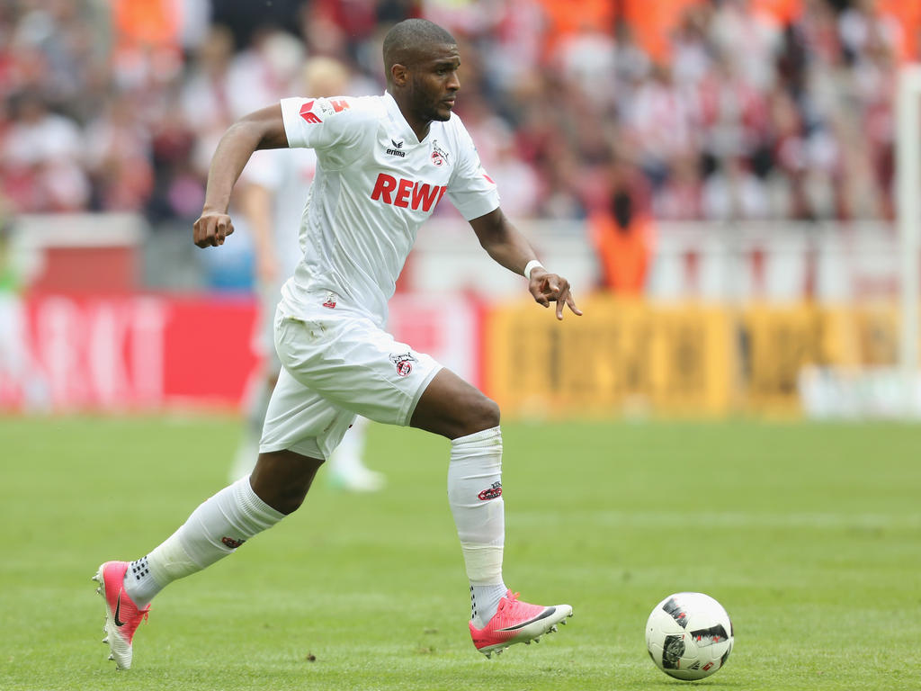 Hofft auf eine gute Rückrunde vom 1. FC Köln: Anthony Modeste