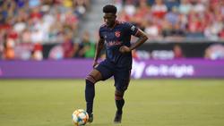 Alphonso Davies könnte langfristig eine neue Position beim FC Bayern gefunden haben