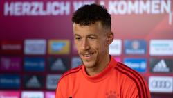 Ivan Perisic wurde kurzfristig für ein Jahr zum FC Bayern ausgeliehen