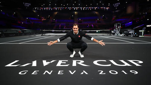 Team Europa ist für Roger Federer Favorit