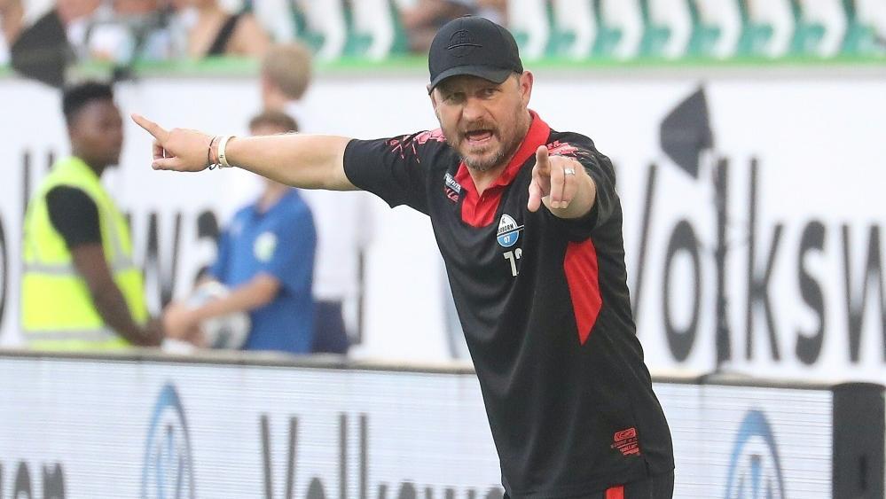 Baumgart kann bis 2021 mit Dominik Bilogrevic planen