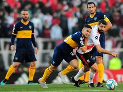 Los dos equipos más importantes de Argentina vuelven a verse las caras.