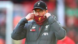 Jürgen Klopp greift mit dem FC Liverpool nach dem nächsten Titel