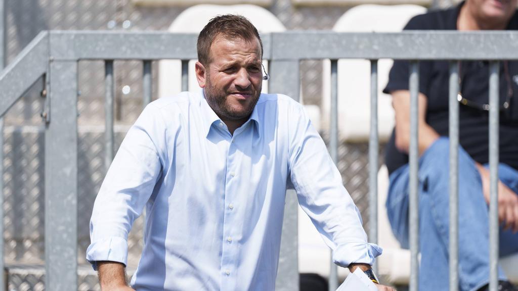 Rafael van der Vaart hatte seine Karriere als Fußballprofi 2018 in Esbjerg beendet