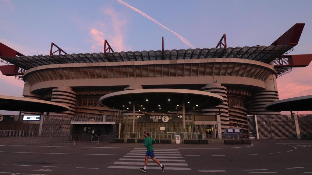Inter Mailand wird in der Europa League vor leeren Rängen spielen müssen