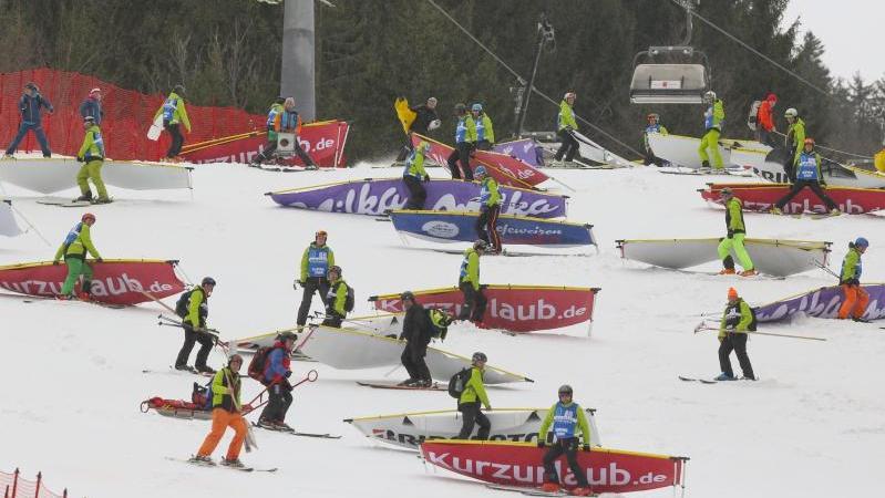 Der Damen-Weltcup in Ofterschwang wurde abgesagt