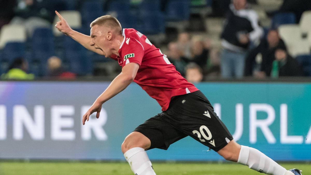 Traf zum 2:1 für Hannover 96: Philipp Ochs