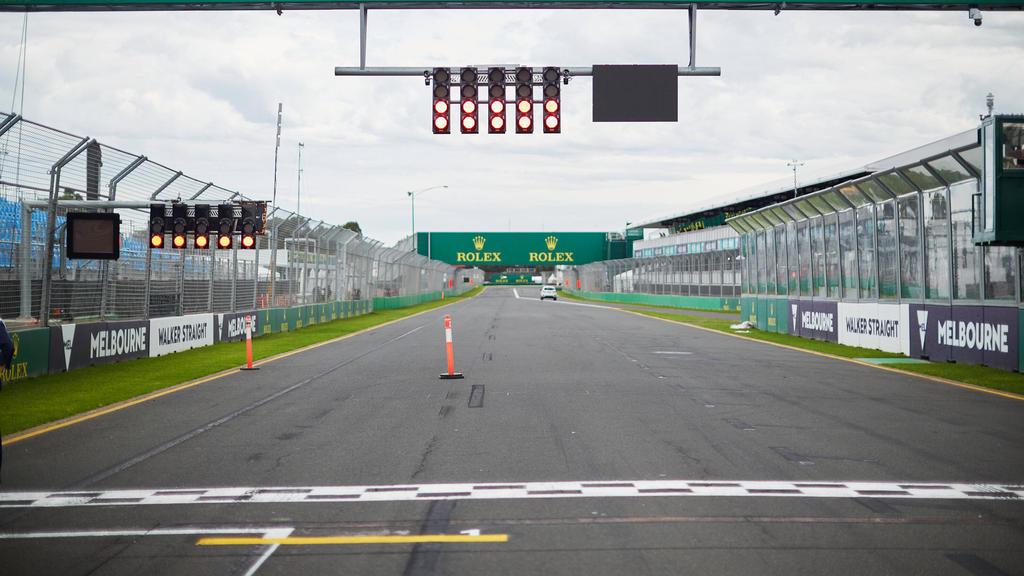 Der Formel-1-Auftakt in Melbourne findet nicht statt