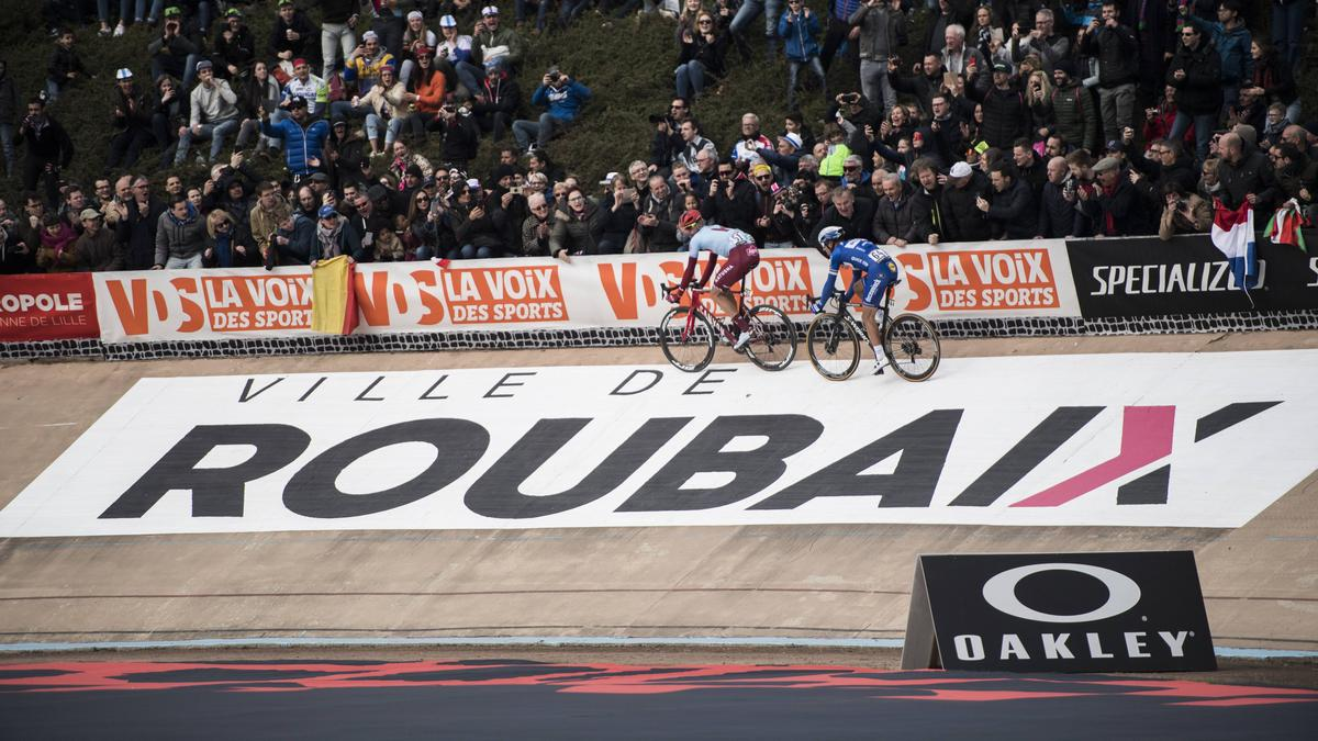 Der Radsport-Klassiker Paris-Roubaix wurde abgesagt