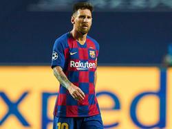 Lionel Messi zieht mit seinem Verhalten den Unmut der Fans auf sich