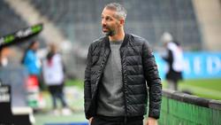 Gladbachs Marco Rose peilt gegen den FC Schalke drei Punkte an