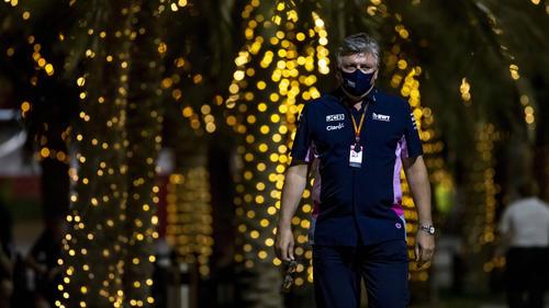 Otmar Szafnauer will Sebastian Vettel in allen Belangen unterstützen