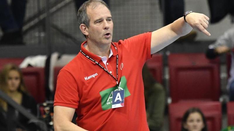 DHB-Frauen um Coach Henk Groener müssen auf Septett verzichten