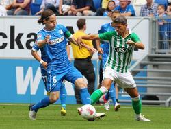 Testspiel vor der Saison 2012/2013: Hoffenheim-Betis