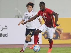 Jackson Martínez marcó en el inicio de la Chinese Super League. (Foto: Getty)