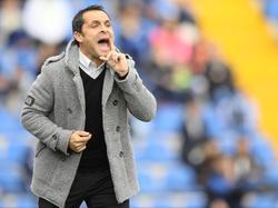 Sergi Barjuan übernimmt UD Almería