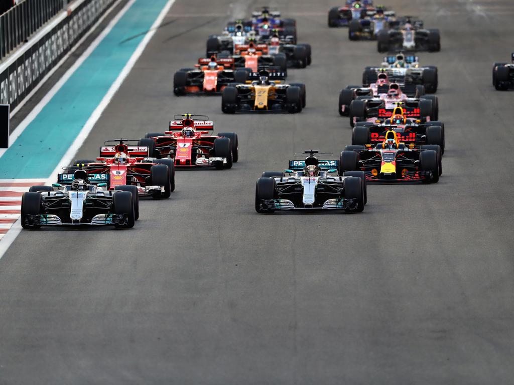 Ab der Saison 2018 erhalten die Formel-1-Fans ein neues Angebot