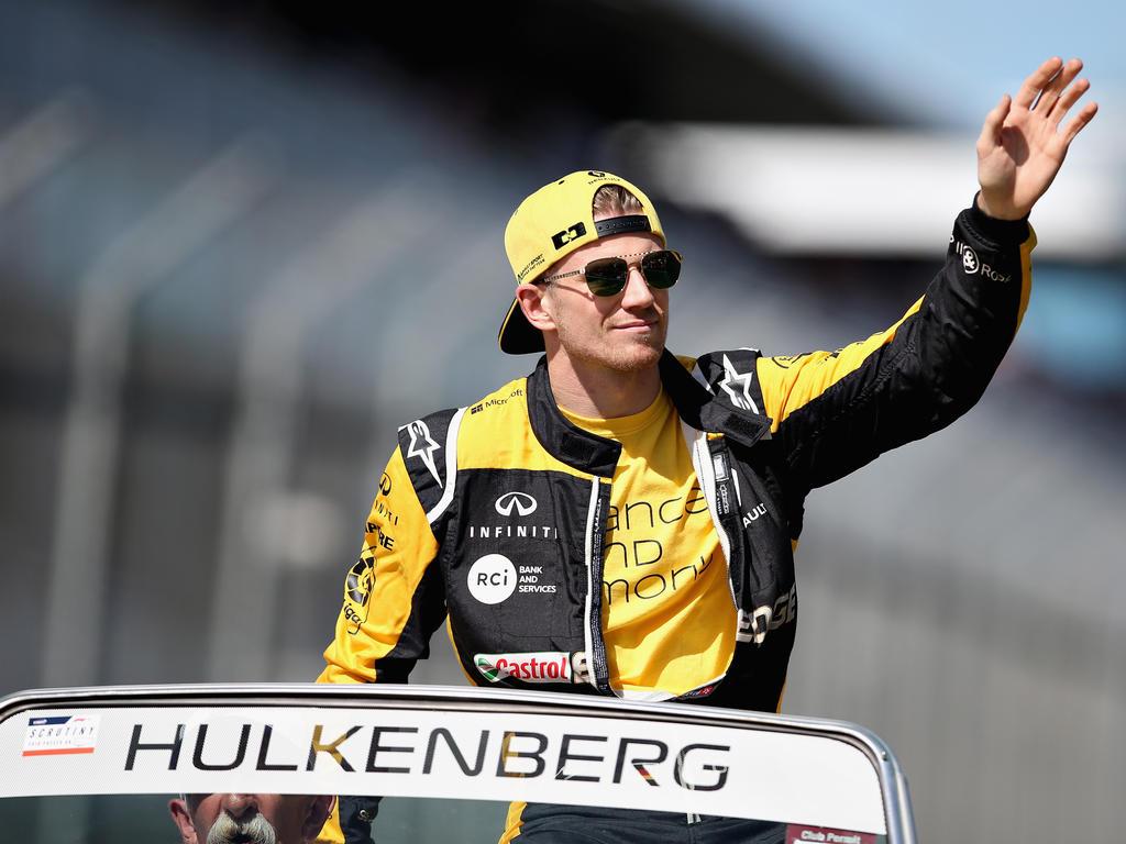 Nico Hülkenberg wird vermutlich nicht der Rekordbrecher sein