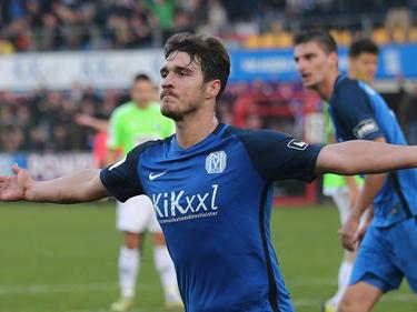 Benjamin Girth erzielte in der vergangenen Saison 19 Treffer