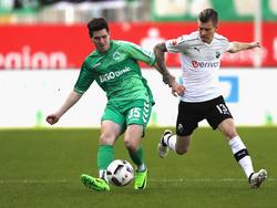 Dominik Schad wechselt in die Pfalz