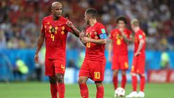 Vincent Kompany ist ein Pfund für Belgiens Abwehr