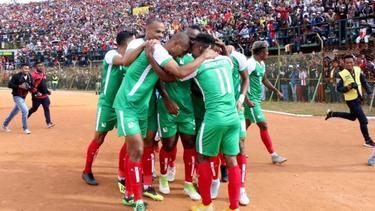 Madagaskar hat das Ticket zum Afrika-Cup 2019 gebucht