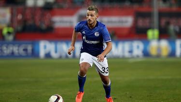 Donis Avdijaj wechselte im Sommer von Schalke zu Willem II