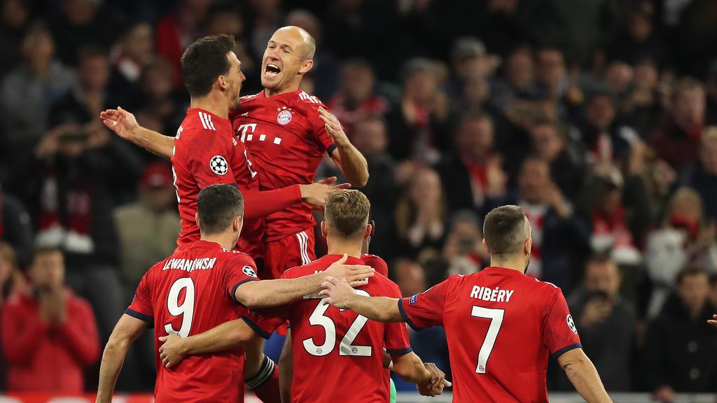 Bayern Millionen