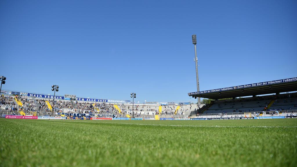 Das Stadion an der Grünwalder Straße könnte schon bald erweitert werden