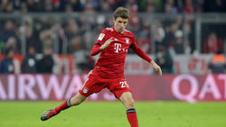 Thomas Müller möchte mit dem FC Bayern angreifen