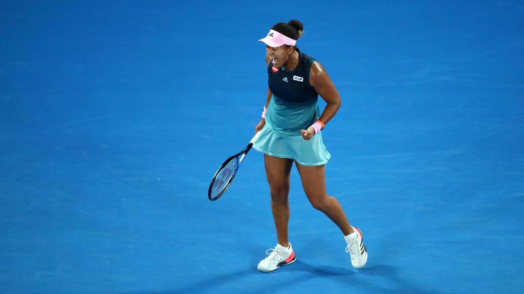 Naomi Osaka gewinnt Finale der Australian Open gegen Petra Kvitova