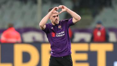 Veretout rompe el corazón de la Fiorentina y se va a la Roma.